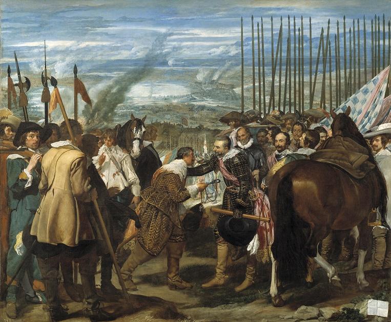 Velazquez-The_Surrender_of_Breda smaller